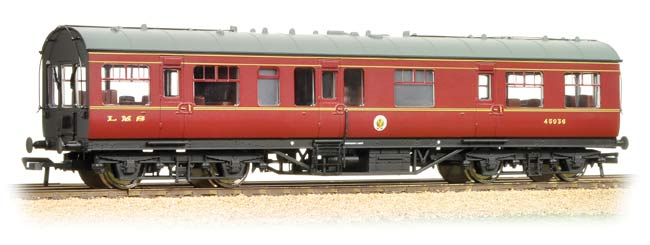 Bachmann 39-775 LMS 50ft IS Image