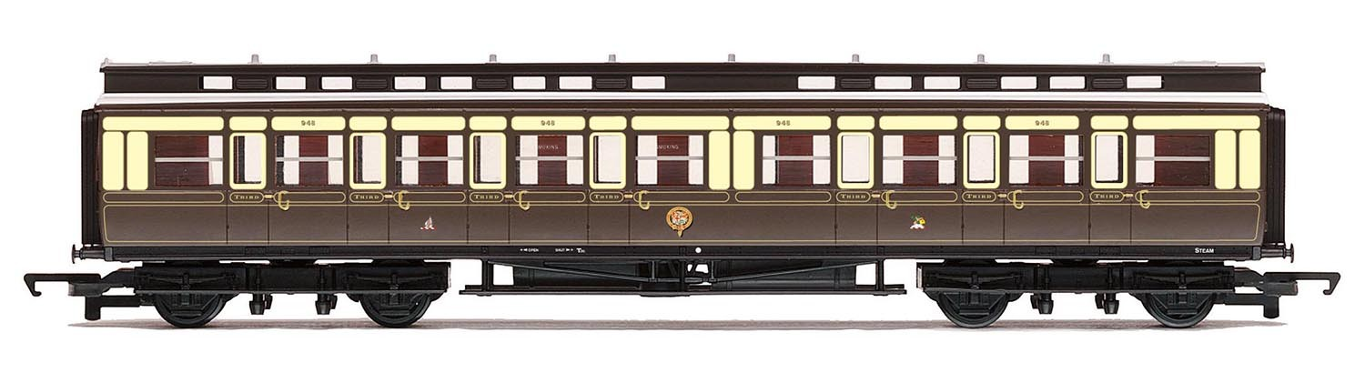 Hornby R4669 GWR Clerestory T 948 Image