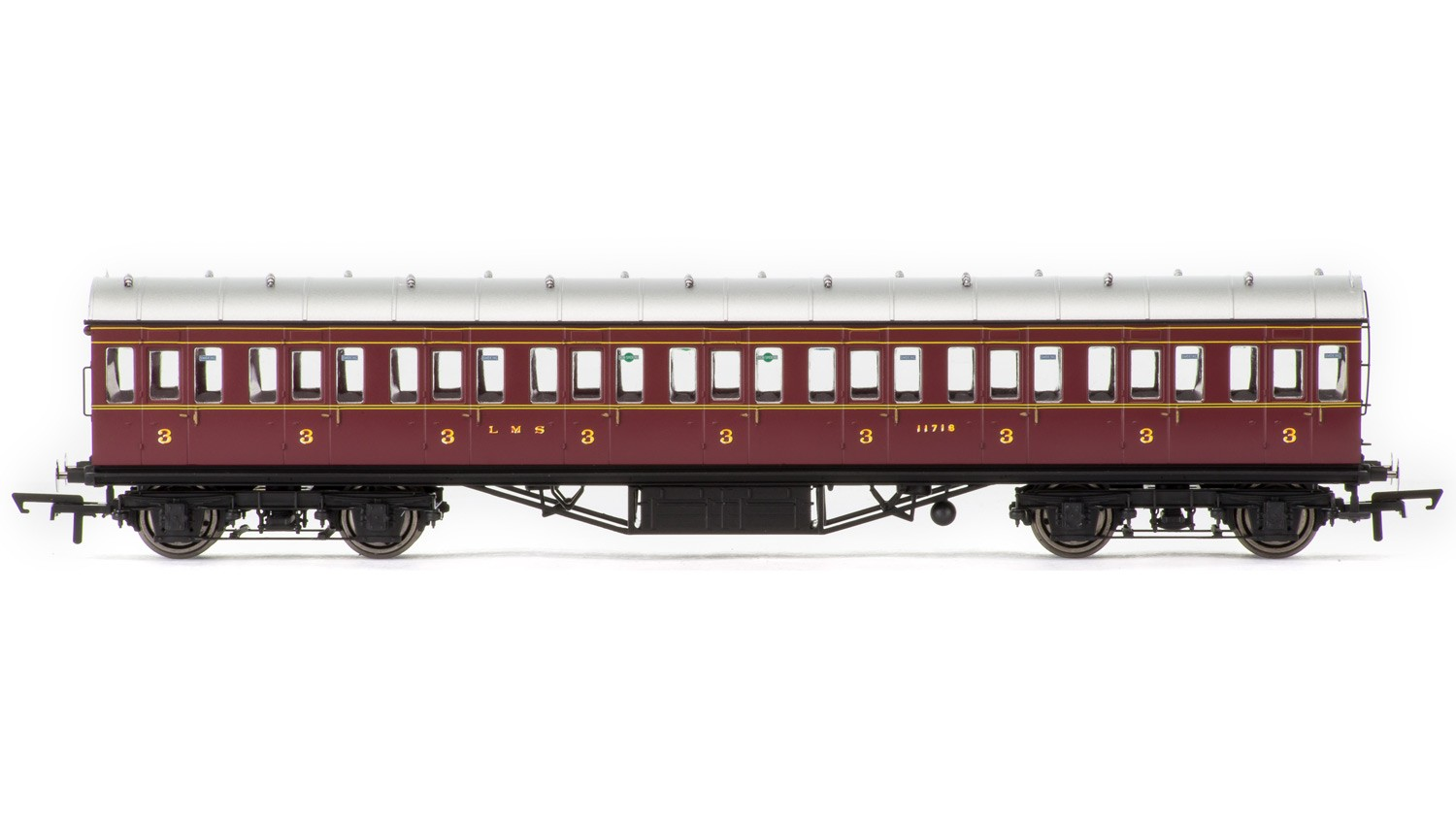 Hornby R4657A LMS 57ft T 11718 Image