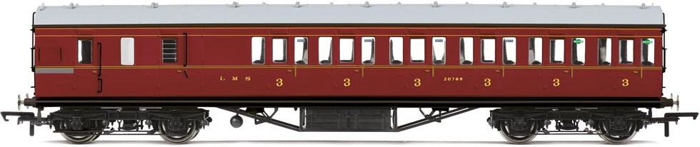 Hornby R3397 LMS Stanier 20769 Image