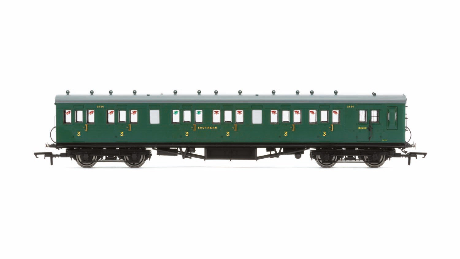 Hornby R4793 LSWR 48' BT 2628 Image