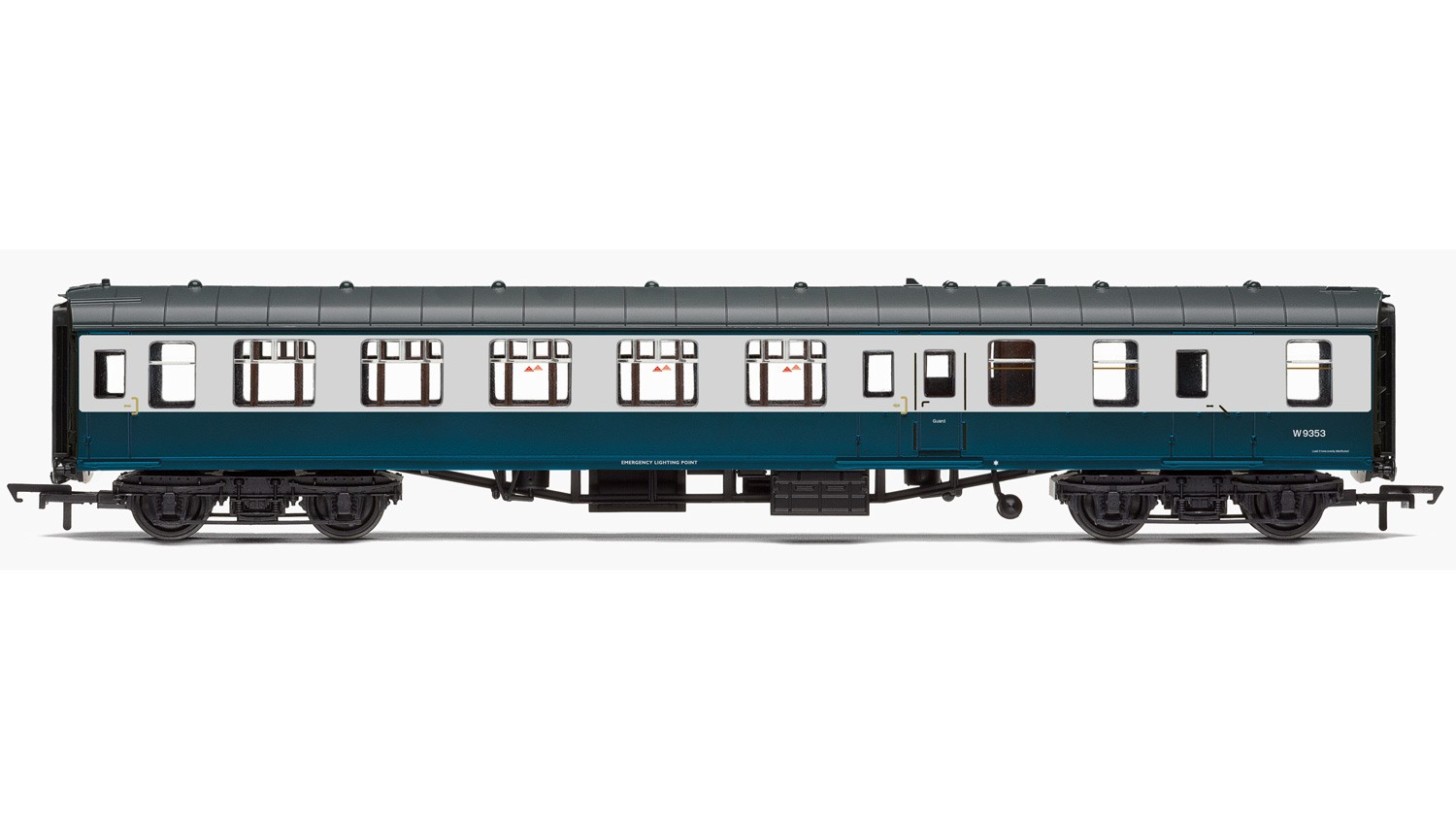 Hornby R4777 BR Mk1 BSO W9353 Image