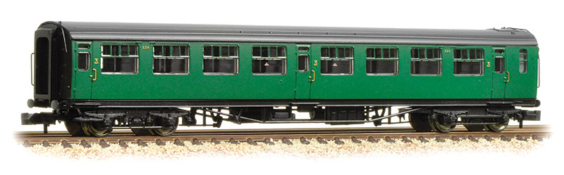 Graham Farish 374-442 SR Bulleid TK Image