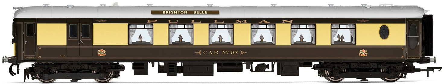 Hornby R3606 Pullman Car Company 5-BEL PulTP Image