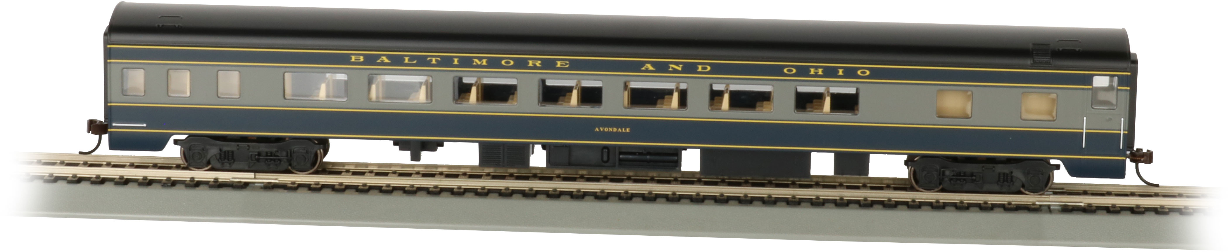 Bachmann 14203 USRA 85' Smooth-side Image