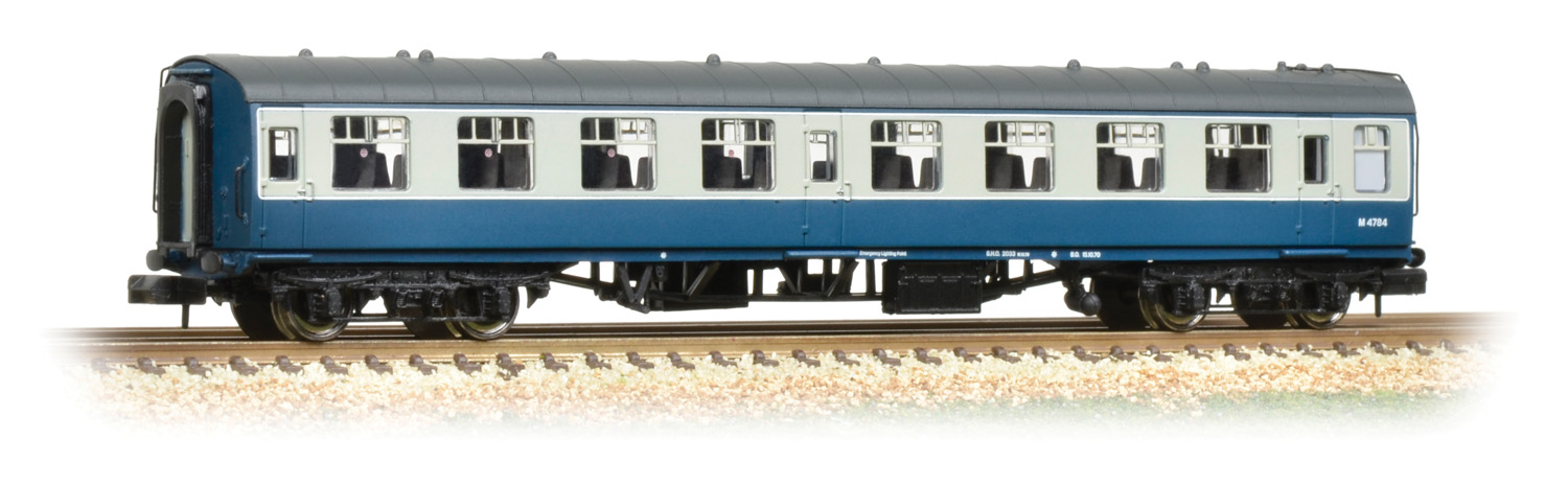 Graham Farish 374-013C BR Mk1 SO Image