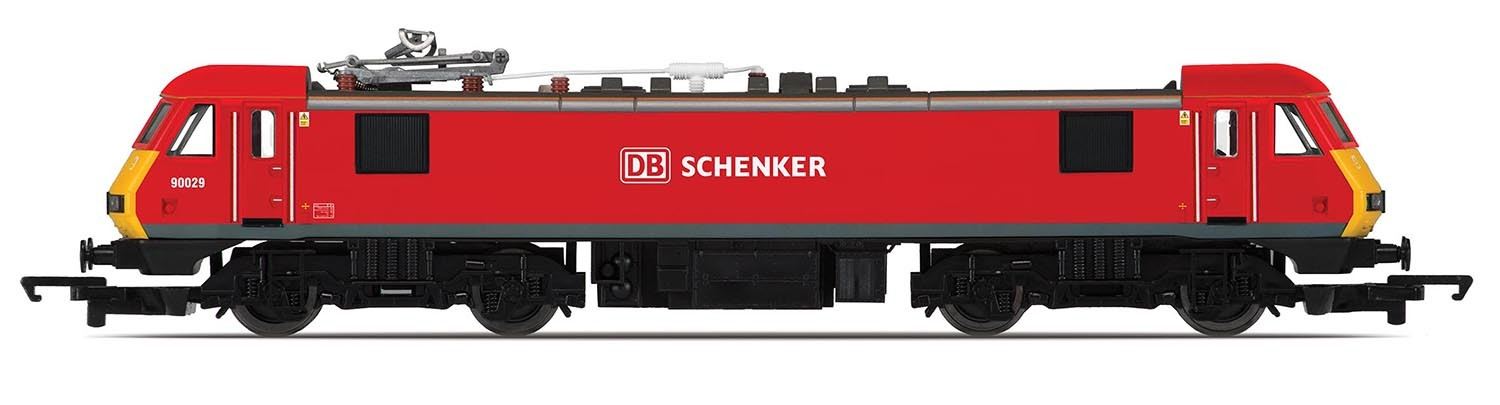 Hornby R3350 BR Class 90 90029 Image