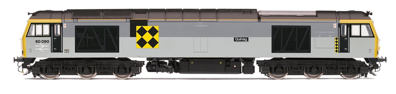 Hornby R3266 BR Class 60 60090 Quinag Image