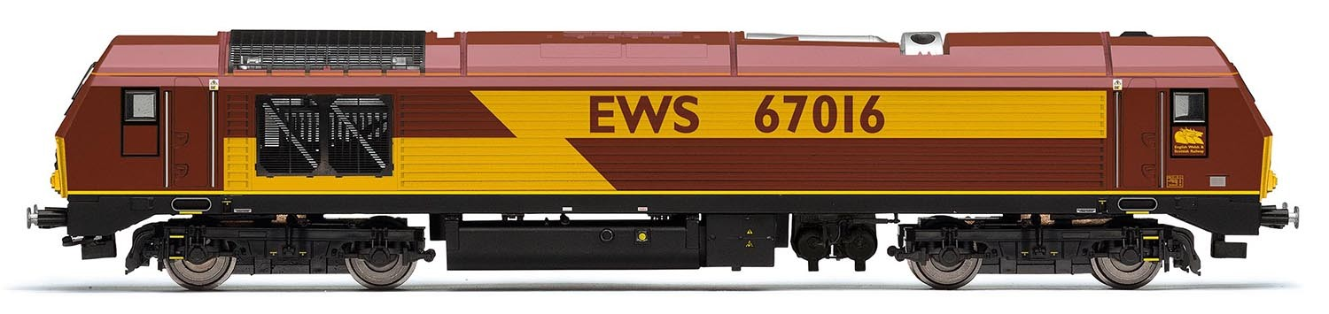 Hornby R3348 BR Class 67 67016 Image