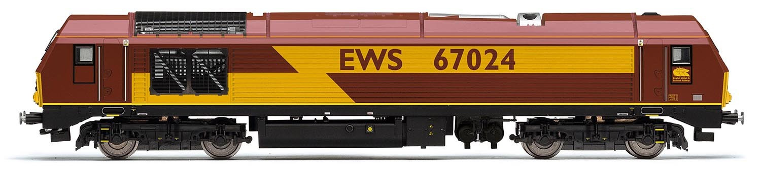 Hornby R3349 BR Class 67 67024 Image