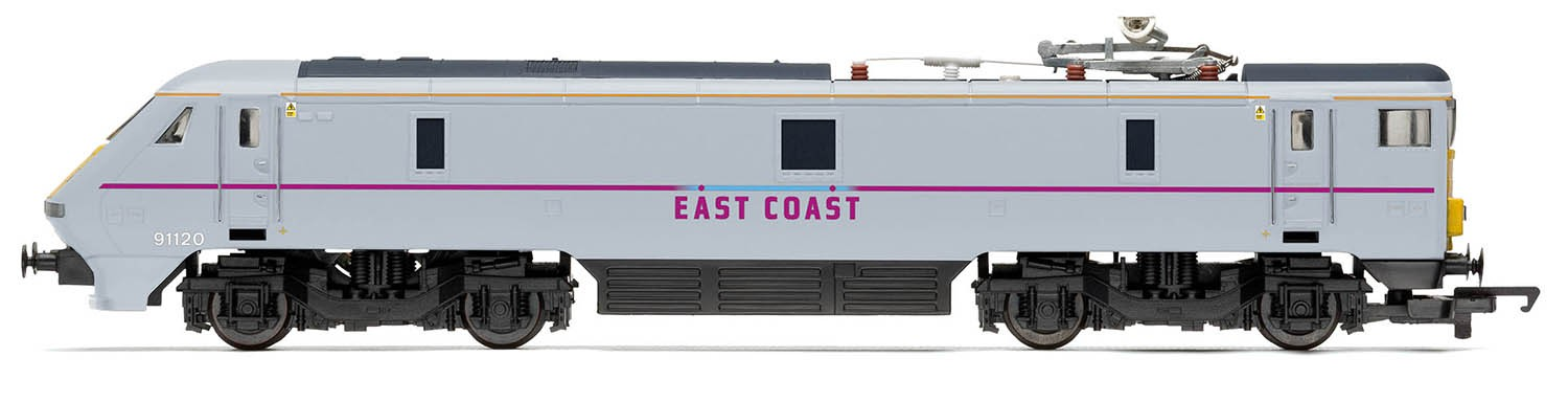 Hornby R3365 BR Class 91 91120 Image