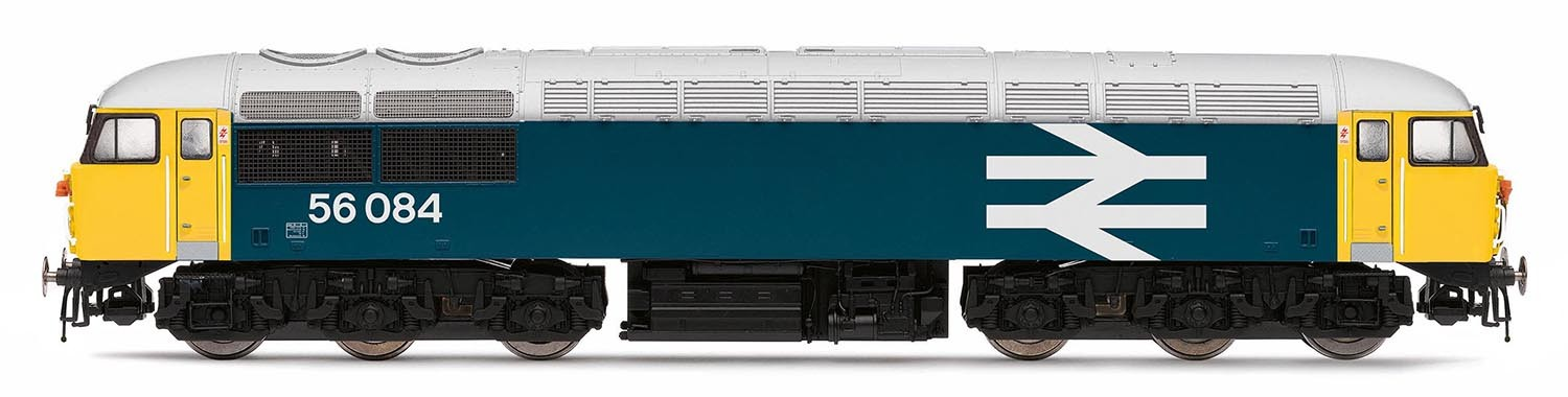 Hornby R3181 BR Class 56 56084 Image