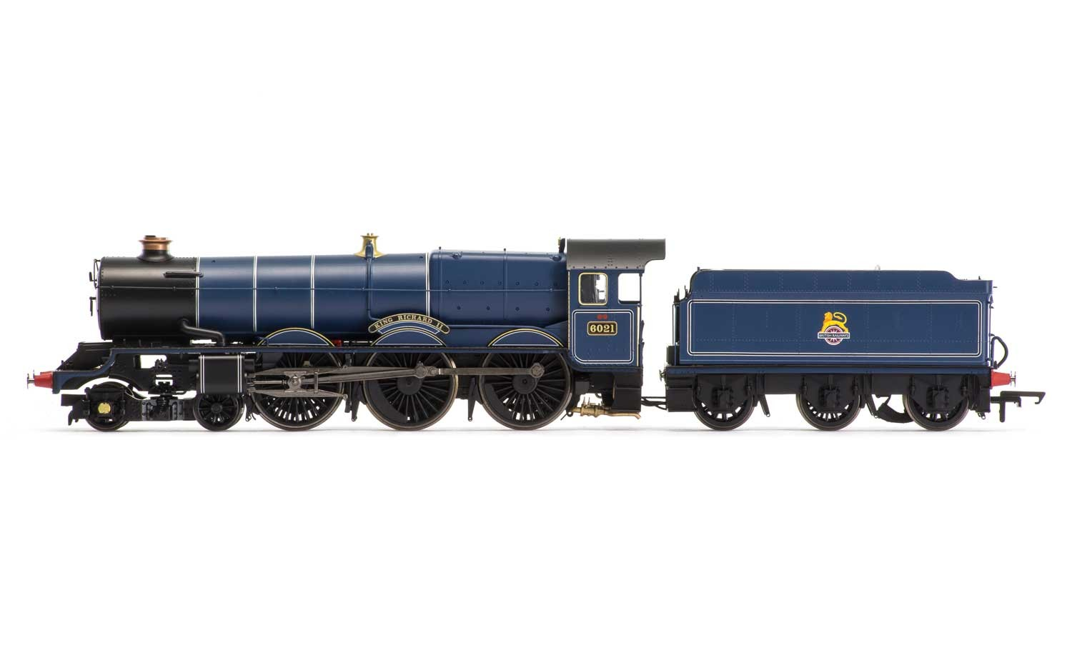 Hornby R3370TTS GWR 6000 King 6021 King Richard II Image