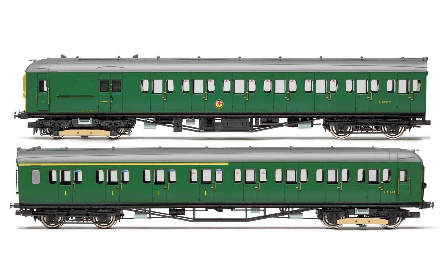 Hornby R3340 BR Class 402 2603 Image