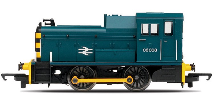 Hornby R3065 BR Class 06 06008 Image