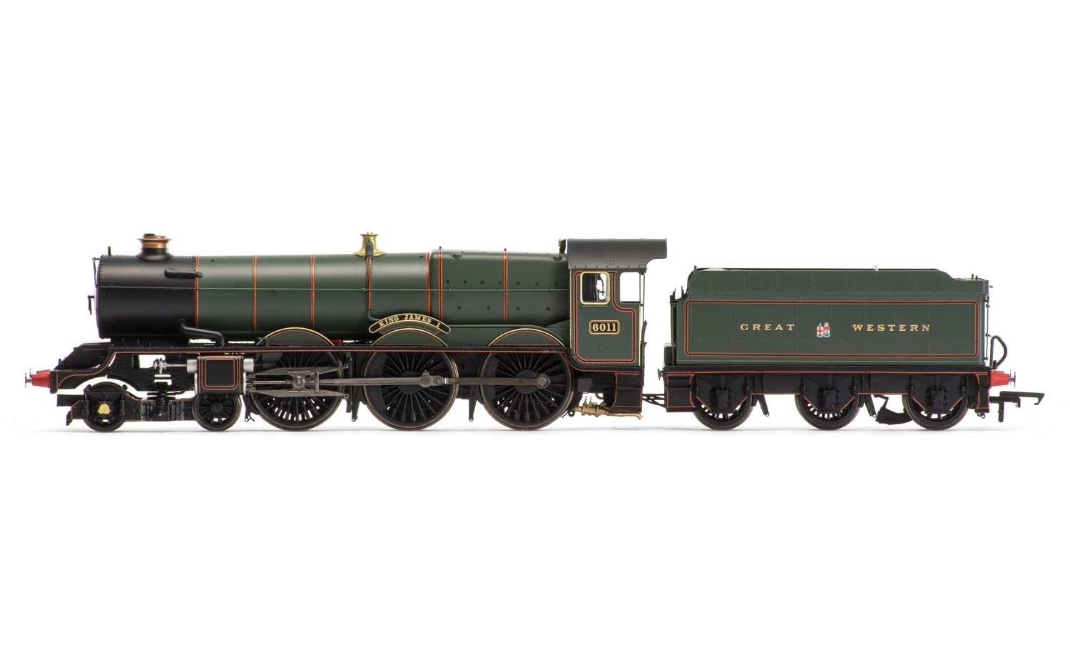 Hornby R3331 GWR 6000 King 6011 King James I Image