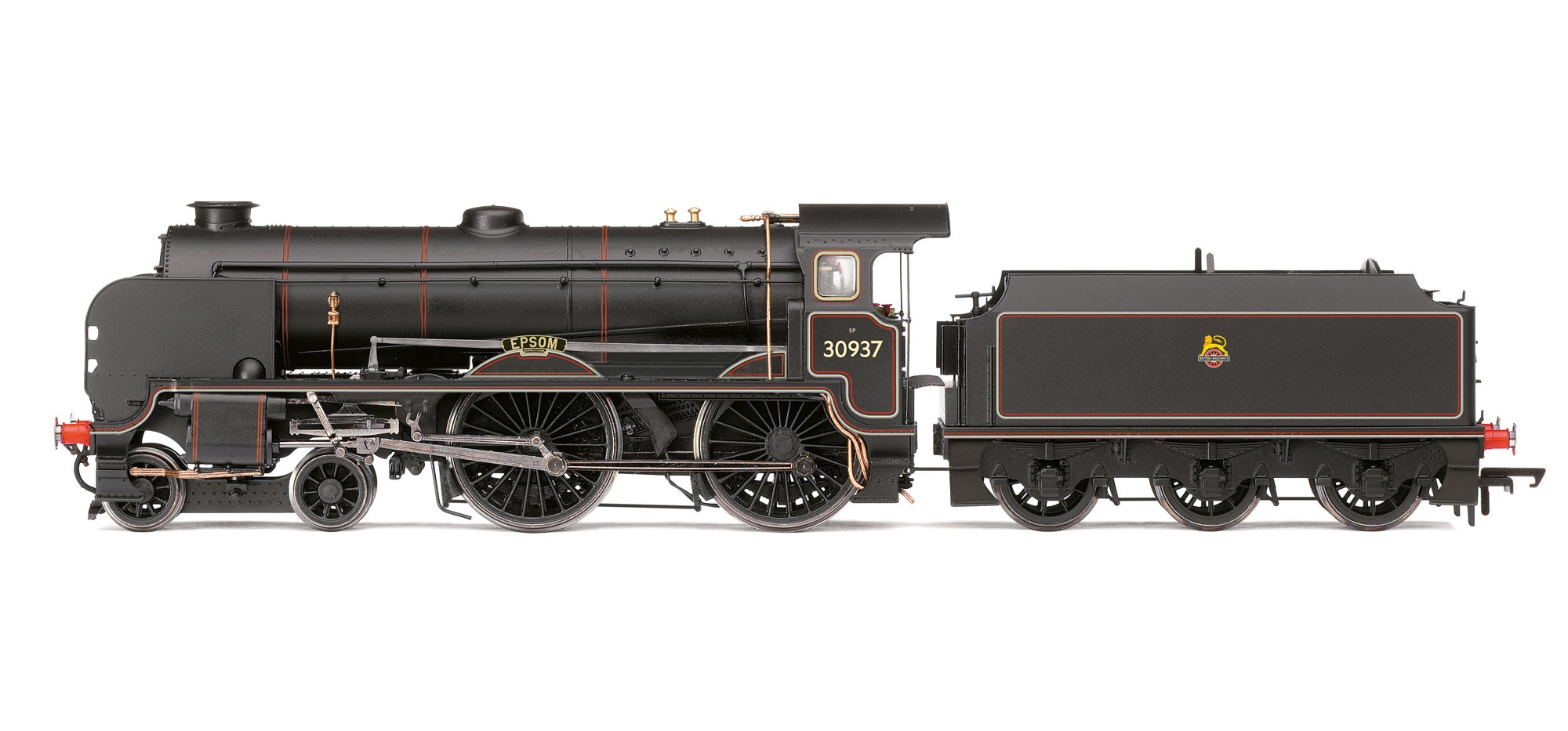 Hornby R3194 LSWR T9 Greyhound 30937 Epsom Image