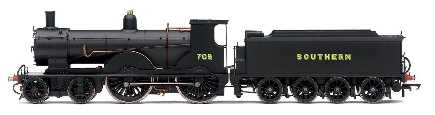 Hornby R3108 LSWR T9 Greyhound 708 Image