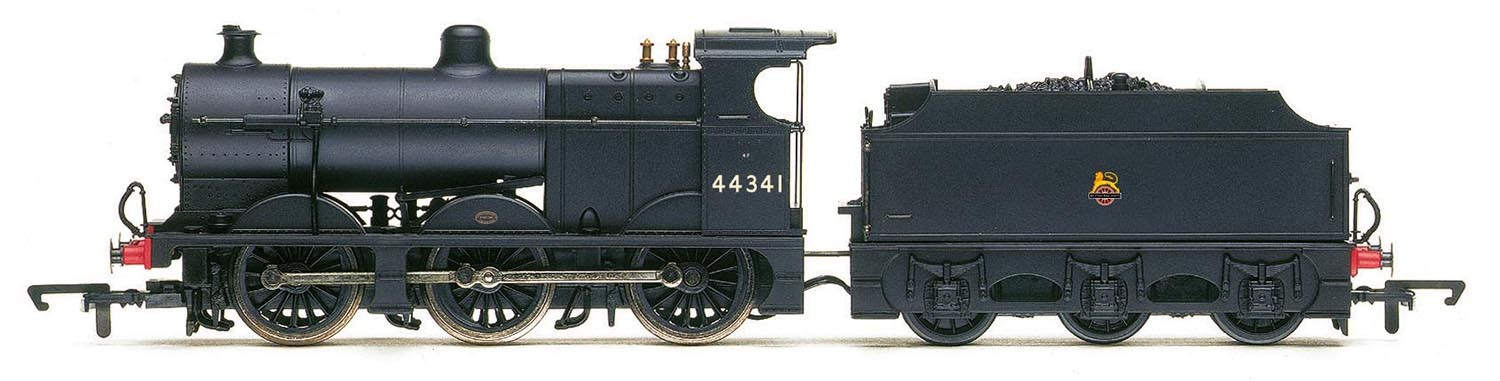 Hornby R3314 LMS 4F 0-6-0 44341 Image