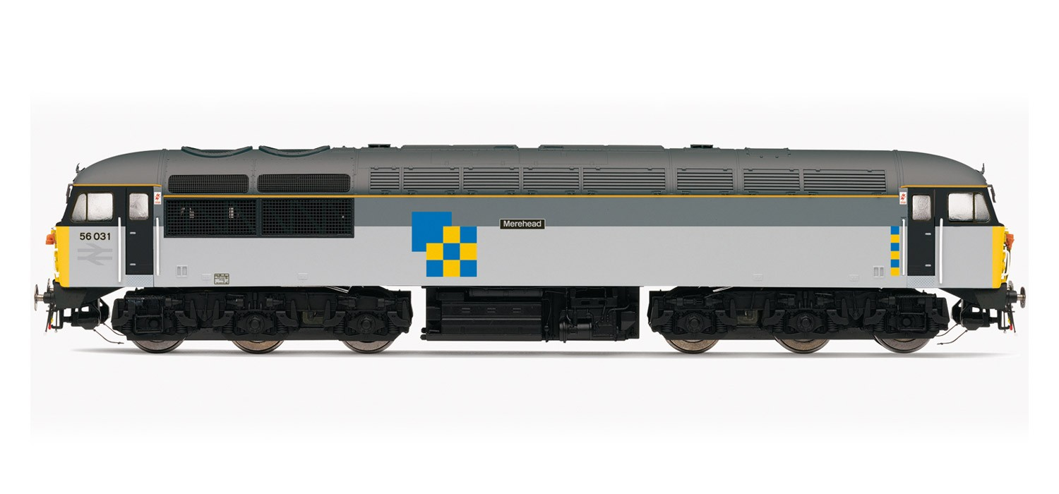 Hornby R3052 BR Class 56 56031 Merehead Image