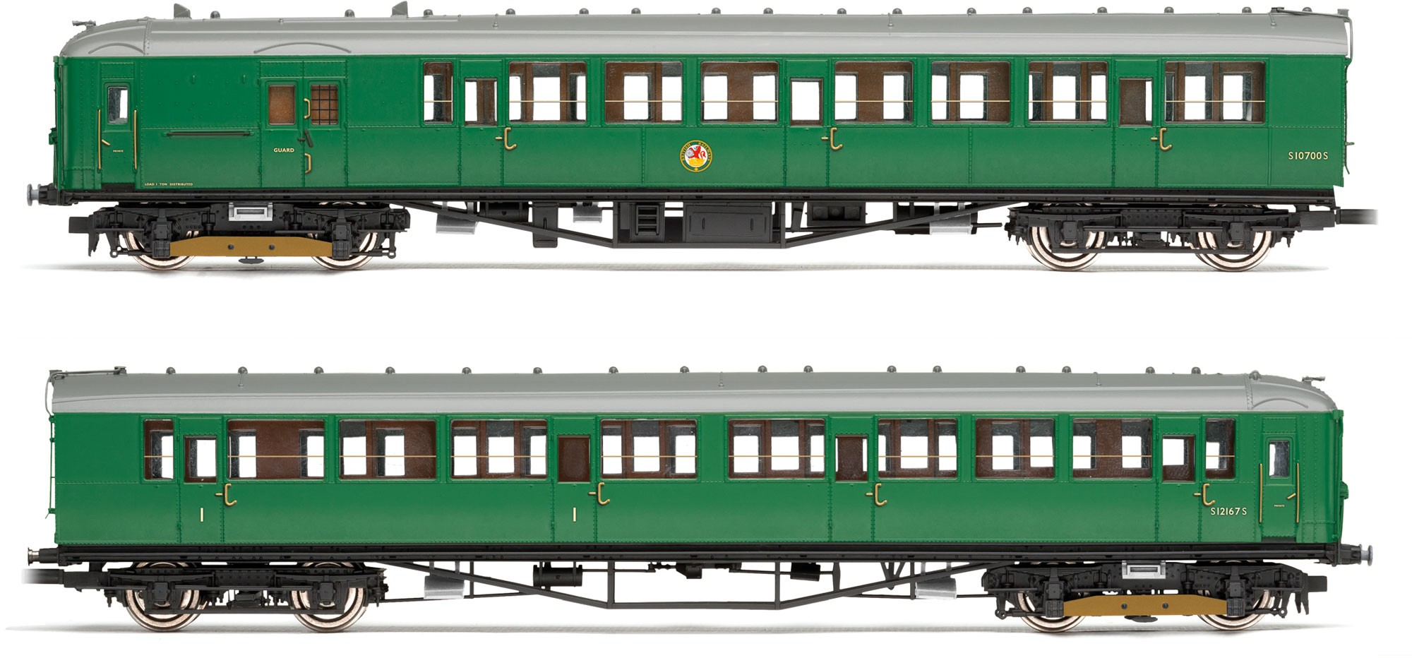 Hornby R3162 BR Class 401 2134 Image