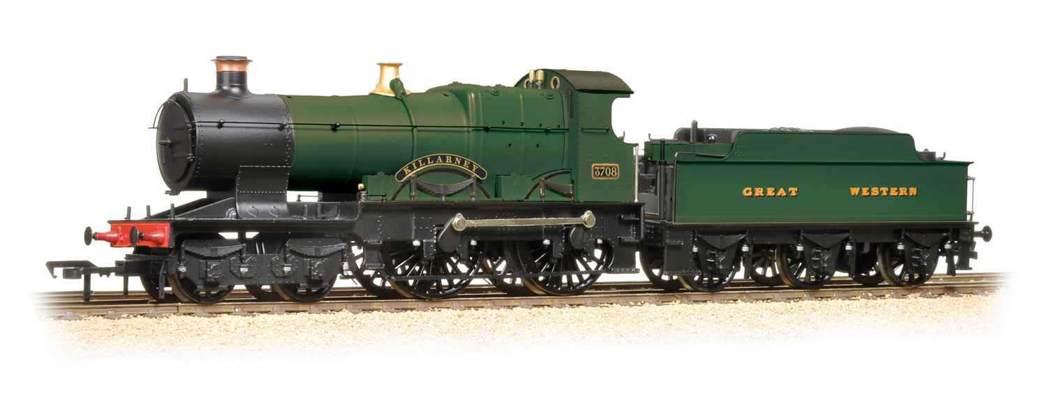 Bachmann 31-728 GWR 3700 City 3708 Killarney Image