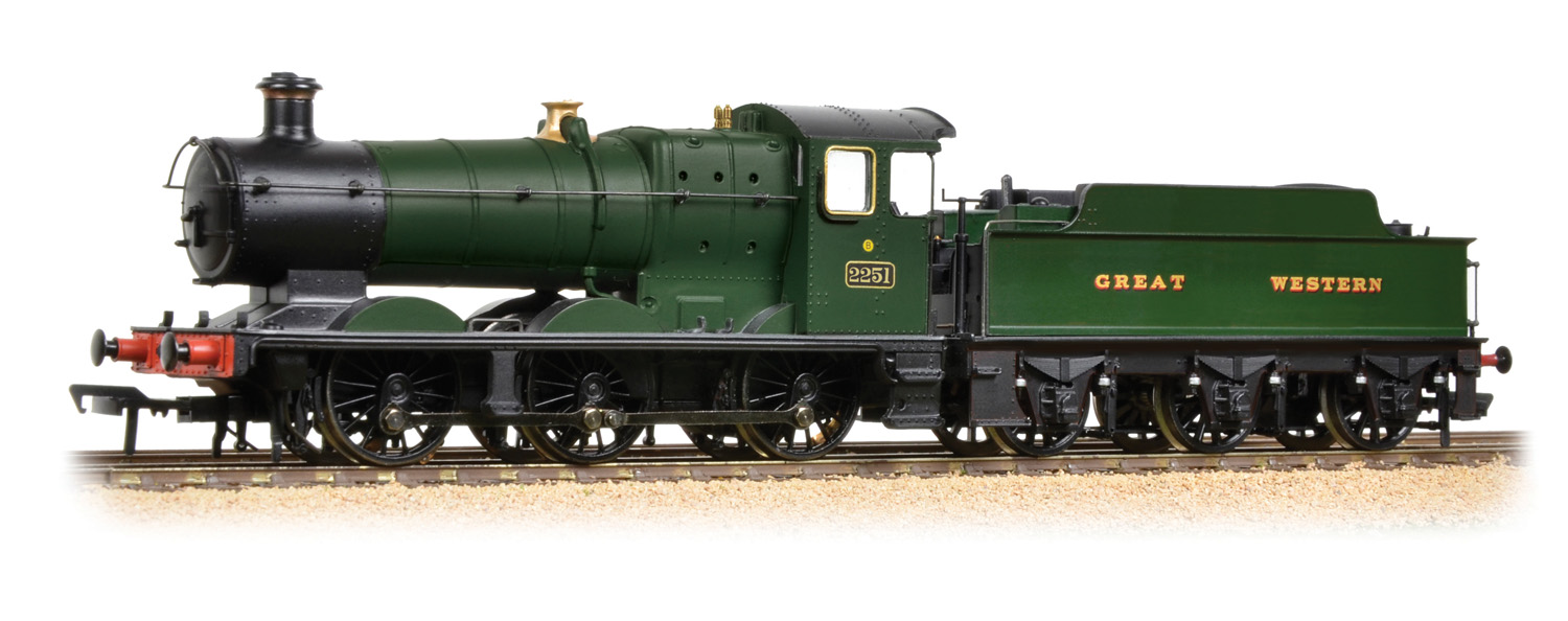 Bachmann 32-304A GWR 2251 Collett Goods 2251 Image