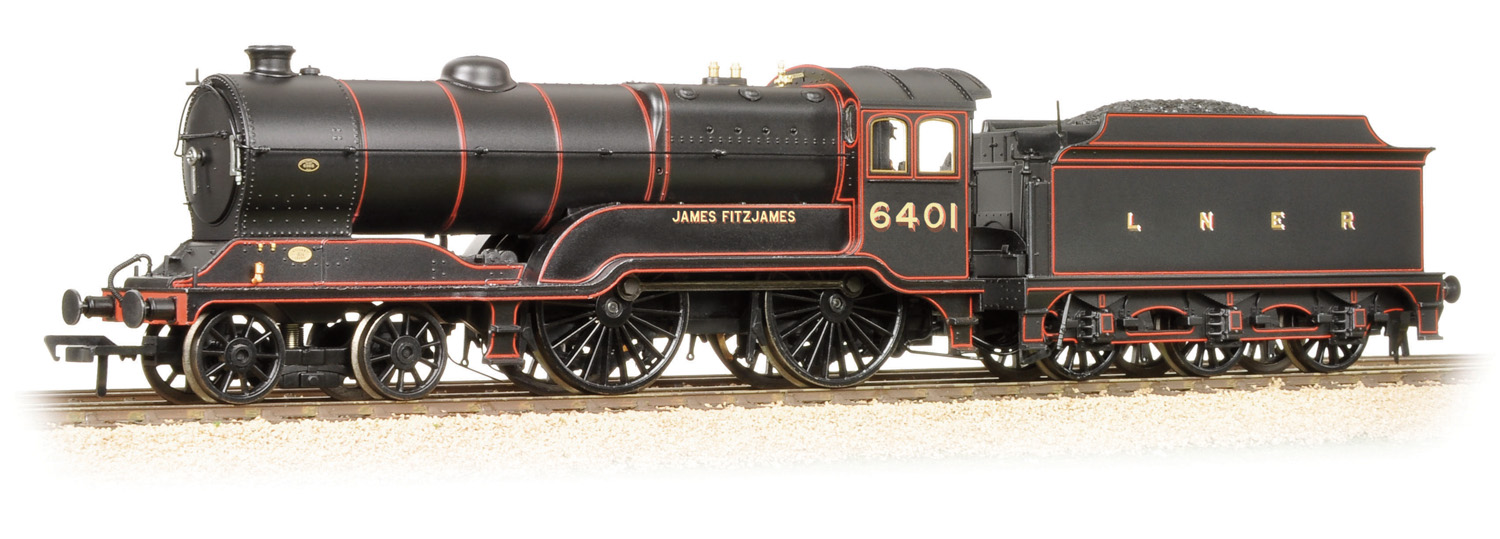 Bachmann 31-137A LNER D11 Improved Director 6401 James Fitzjames Image