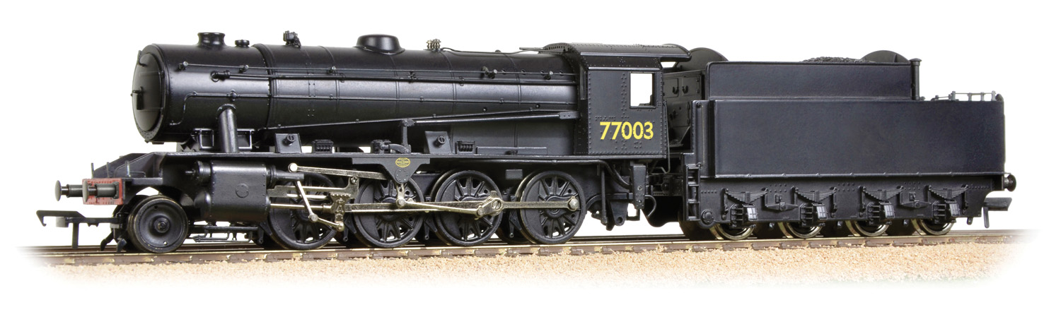 Bachmann 32-254A WD Austerity 77003 Image