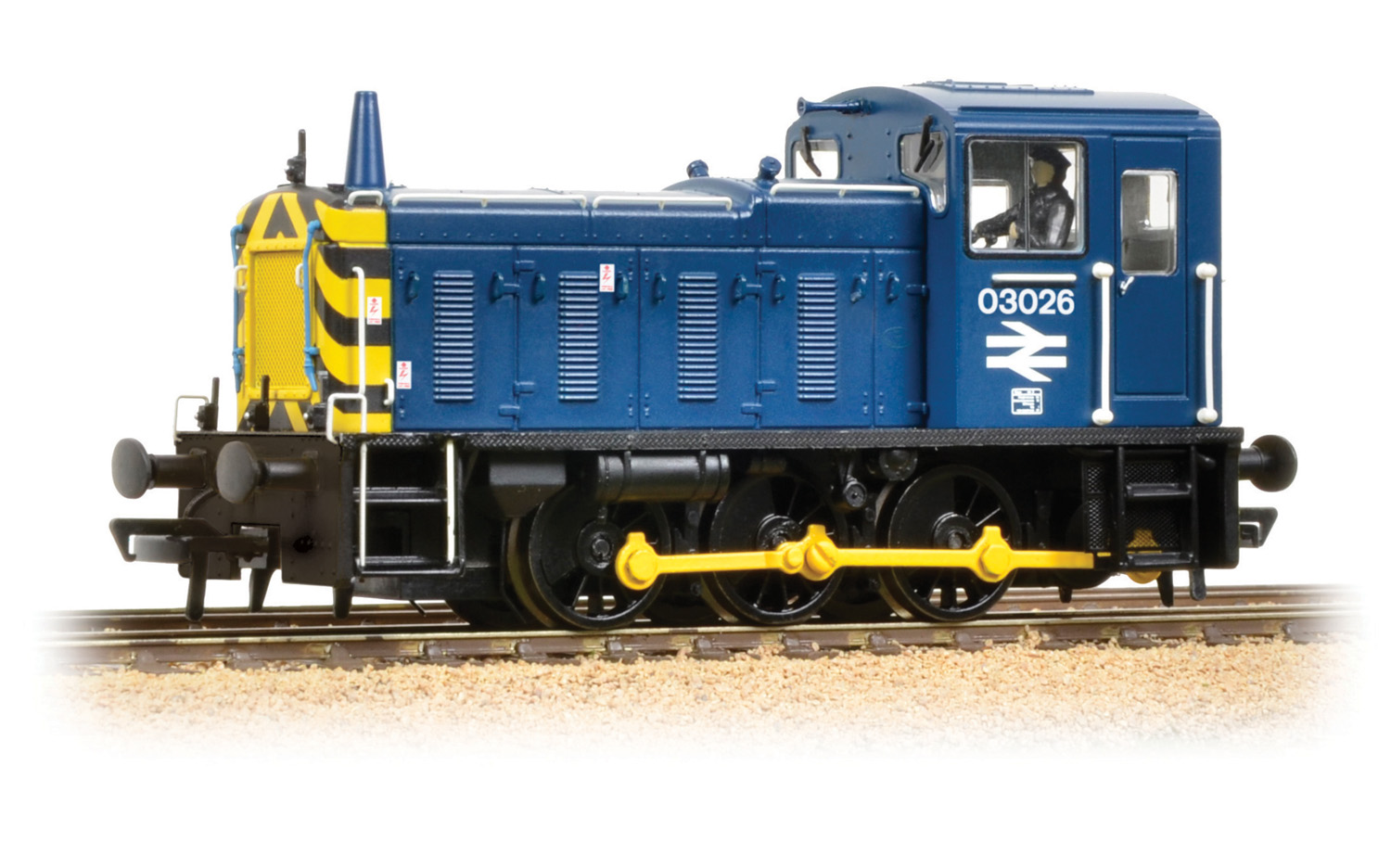 Bachmann 31-368DS BR Class 03 03026 Image
