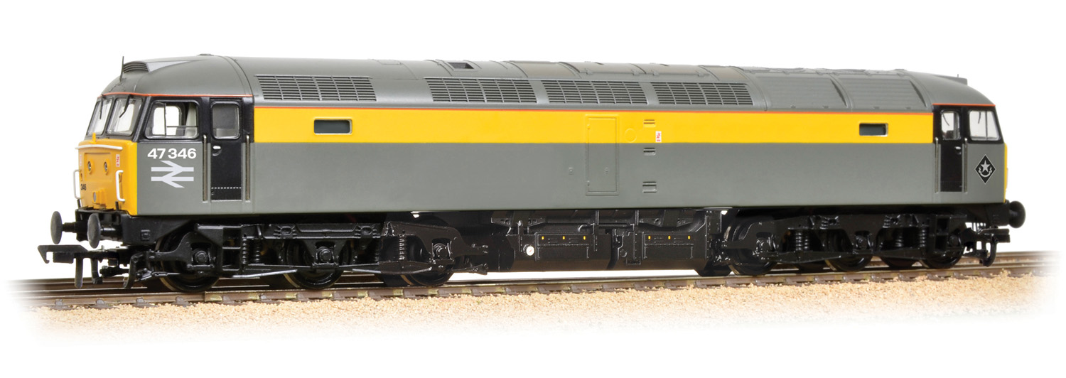 Bachmann 31-661DS BR Class 47 47346 Image