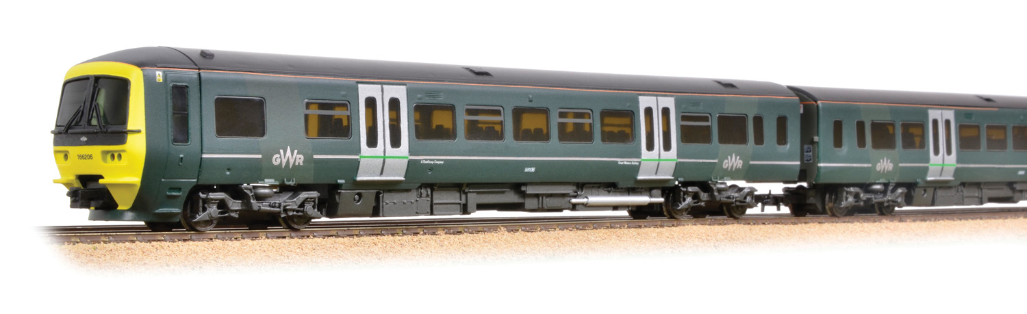 Bachmann 31-029 BR Class 166 Networker Turbo Express 166206 Image
