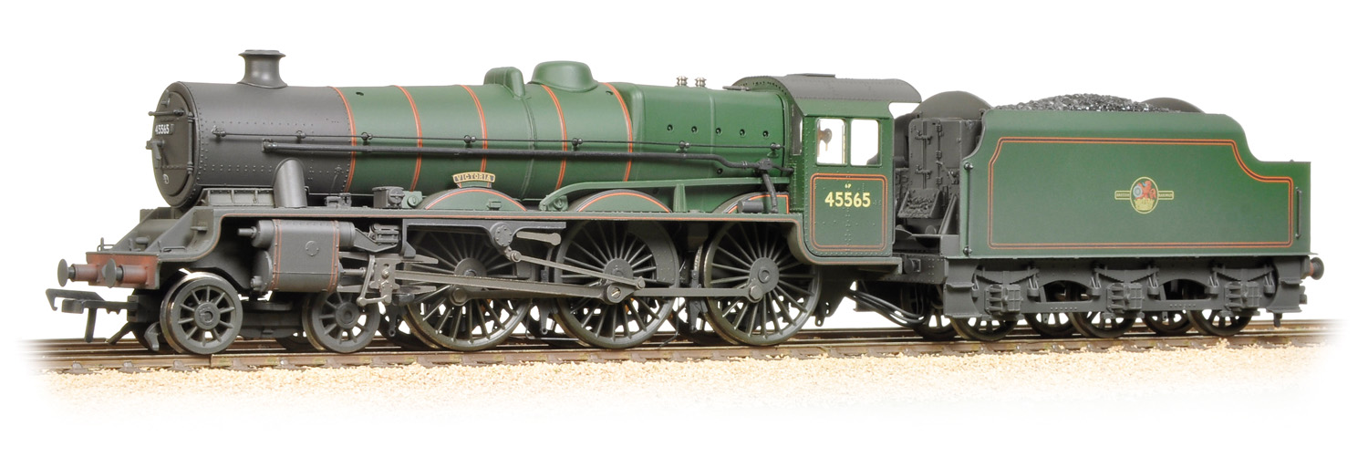 Bachmann 31-188 LMS 6P Jubilee 45565 Victoria Image