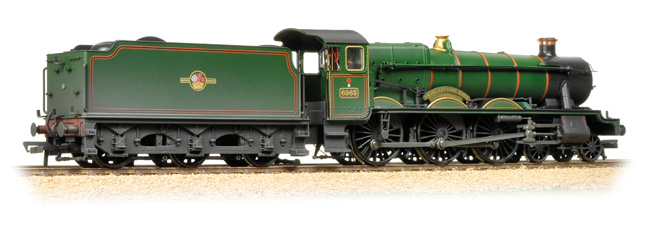 Bachmann 31-782 GWR 6959 Modified Hall 6965 Thirlestaine Hall Image