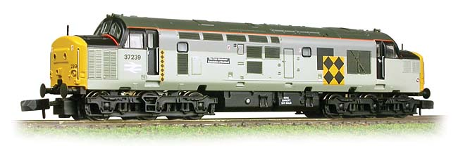 Graham Farish 371-467 BR Class 37/0 37239 The Coal Merchant's Association of Scotland Image