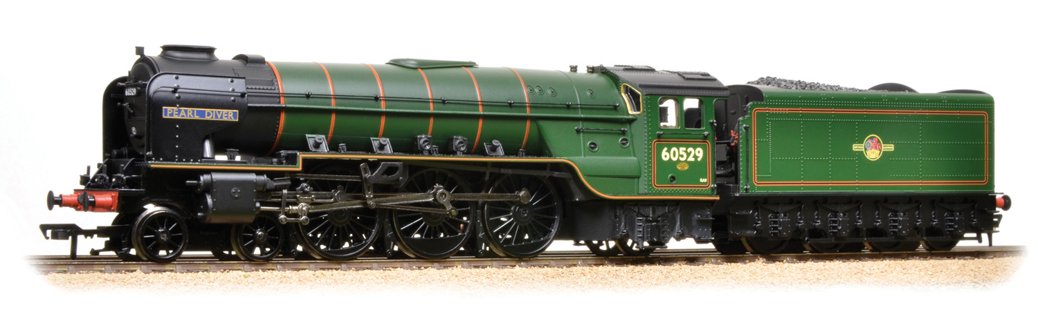 Bachmann 31-528A LNER Peppercorn Class A2 60529 Pearl Diver Image