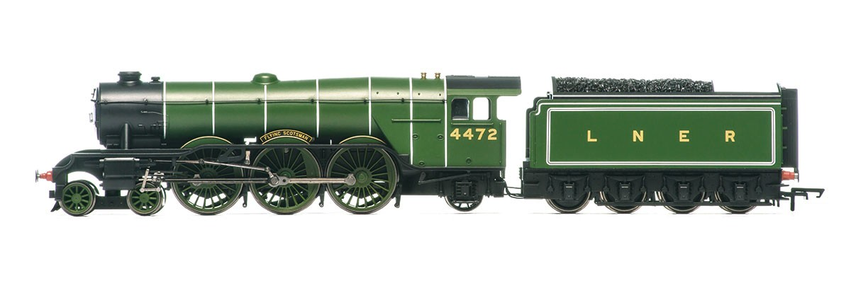 Hornby R3284TTS LNER A3 4472 Flying Scotsman Image