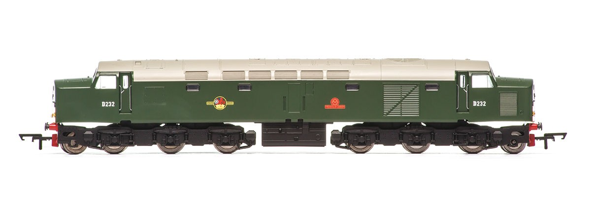 Hornby R3286TTS BR Class 40 D232 Empress of Canada Image