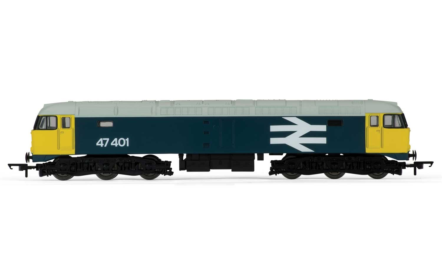 Hornby R3287TTS BR Class 47 47401 Image