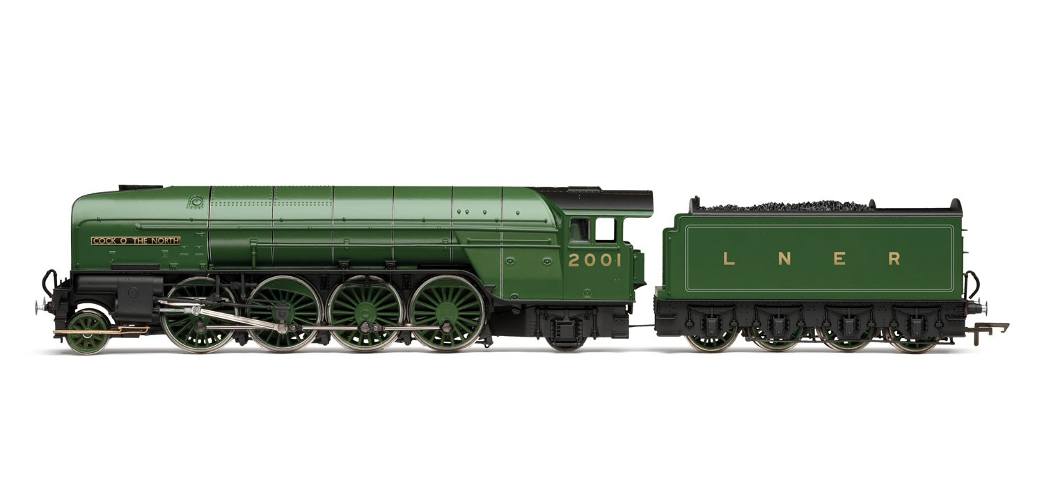 Hornby R3171 LNER P2 2001 Cock O' The North Image