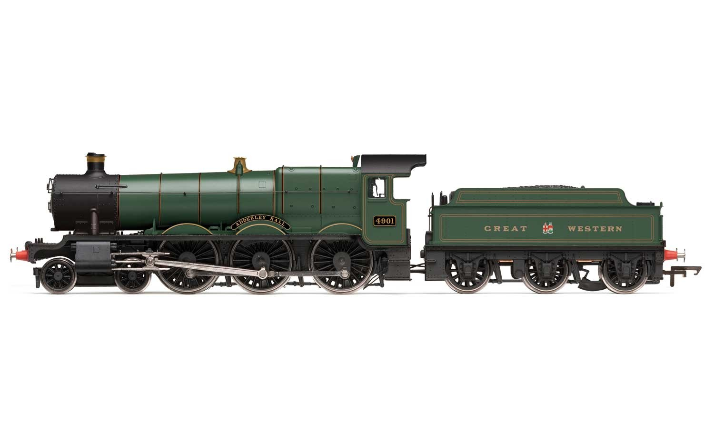 Hornby Railroad R3170 GWR Class 4900 ADDERLEY HALL No 4901 DCC Ready NEW