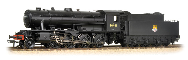 Bachmann 32-261 WD Austerity 90441 Image