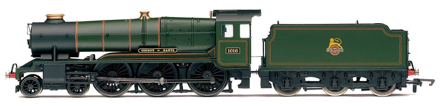 Hornby R3279 GWR 1000 County 1016 County of Hants Image