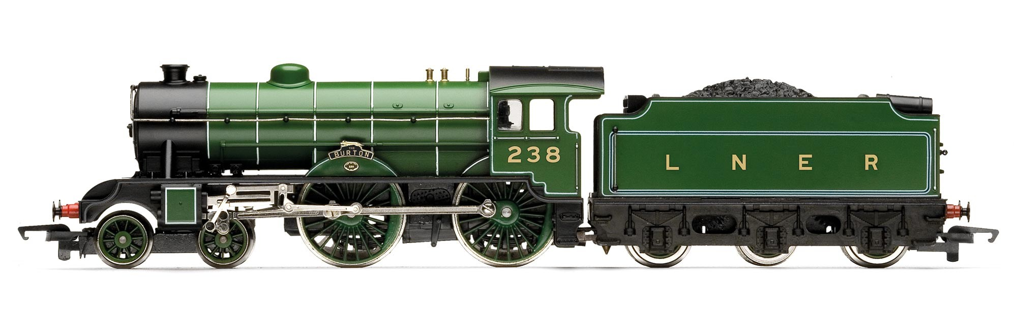 Hornby R3296X LNER D49 Shire/Hunt 238 The Burton Image