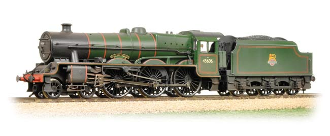 Bachmann 31-189 45606 Falkland Islands BR Green Early Weathered 21DCC NEW