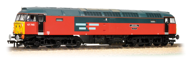 Bachmann 32-817 BR Class 47 47745 Royal London Society for the Blind Image