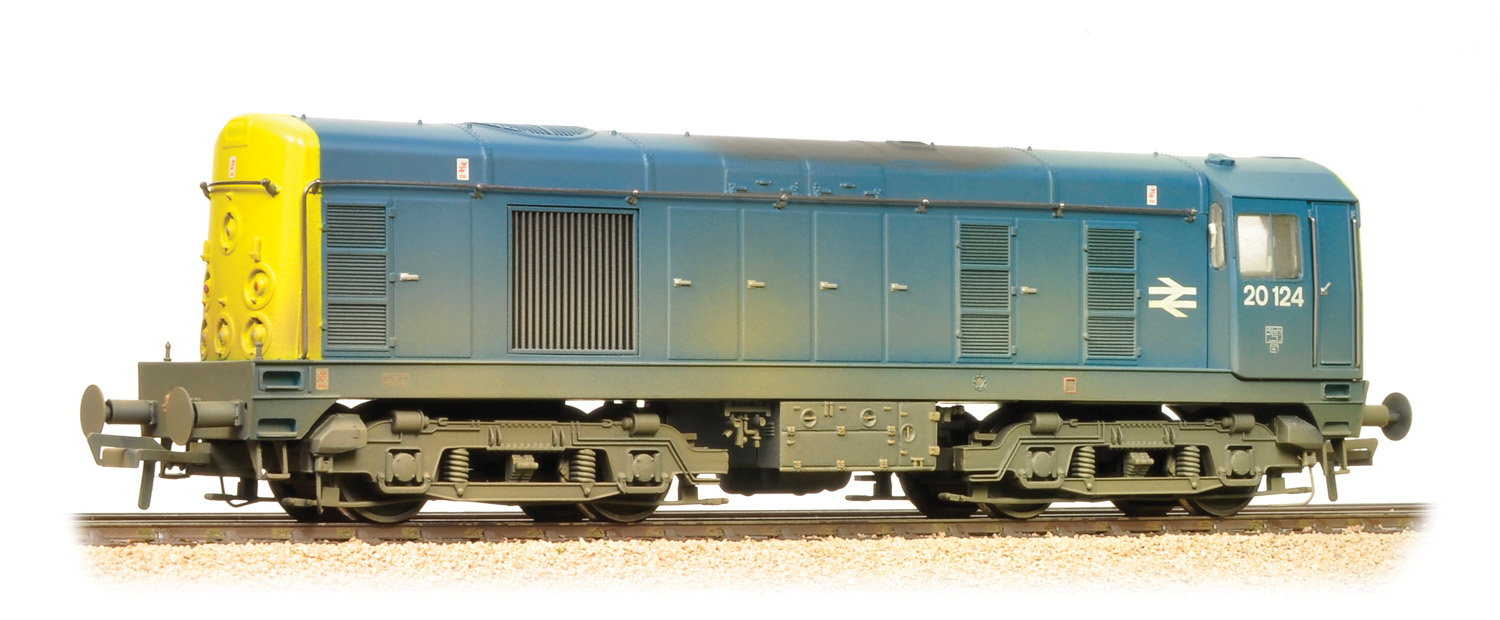 Bachmann 32-038DS BR Class 20 20124 Image