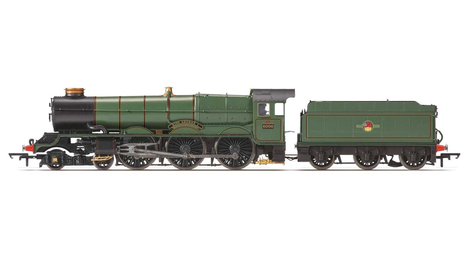 Hornby R3384TTS GWR 6000 King 6006 King George I Image
