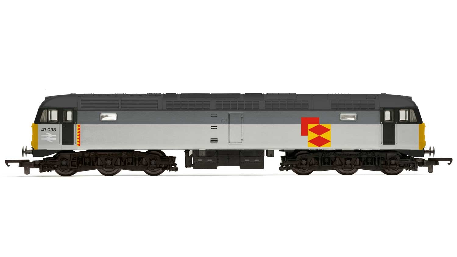 Hornby R3393TTS BR Class 47 47033 Image