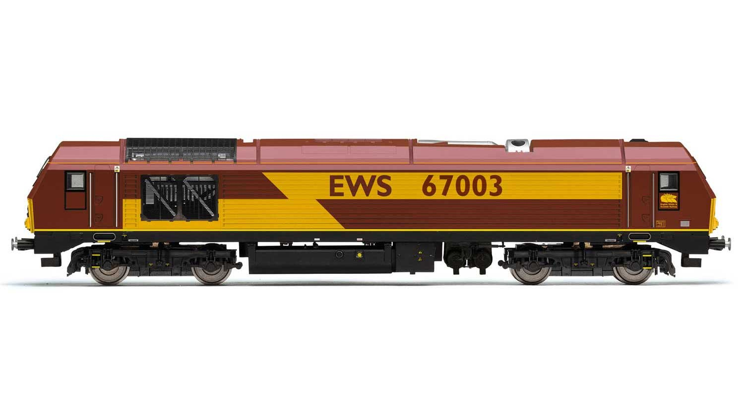 Hornby R3399 BR Class 67 67003 Image
